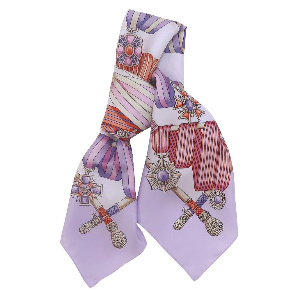 ホースベルト(KM5-028) Marcaオリジナル 小判 シルクツイル スカーフの画像1