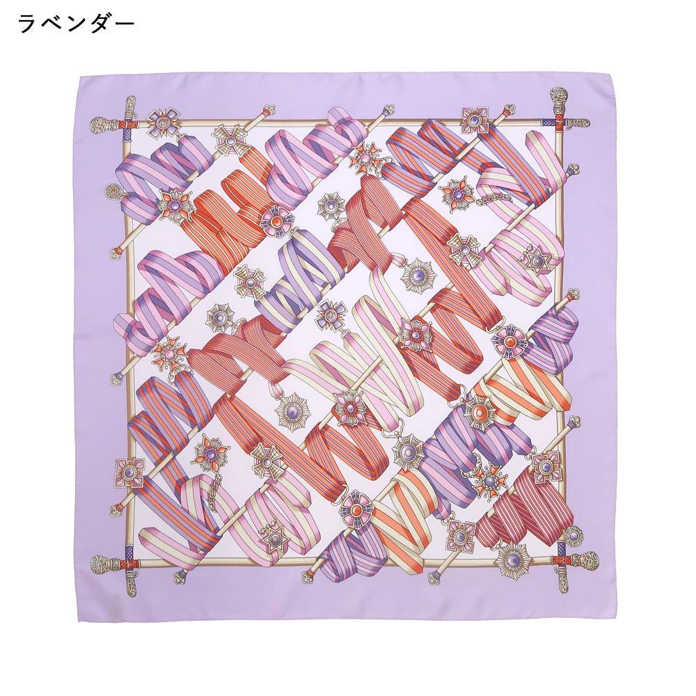 ホースベルト(KM5-028) Marcaオリジナル 小判 シルクツイル スカーフの画像2