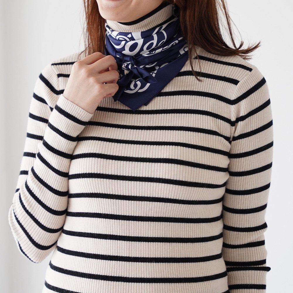 馬具(ハーネス : FES-012) Marcaオリジナル 小判 シルクツイル スカーフ