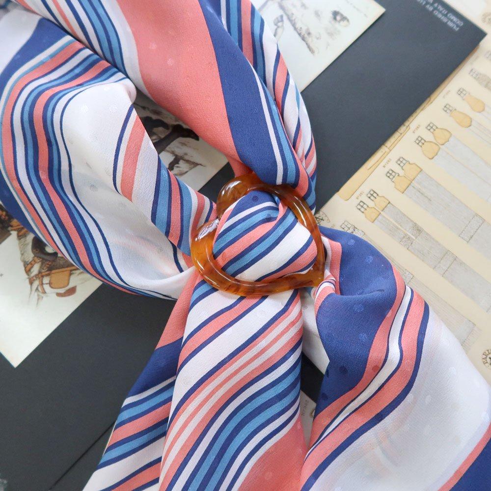 ハート スカーフリングの画像10