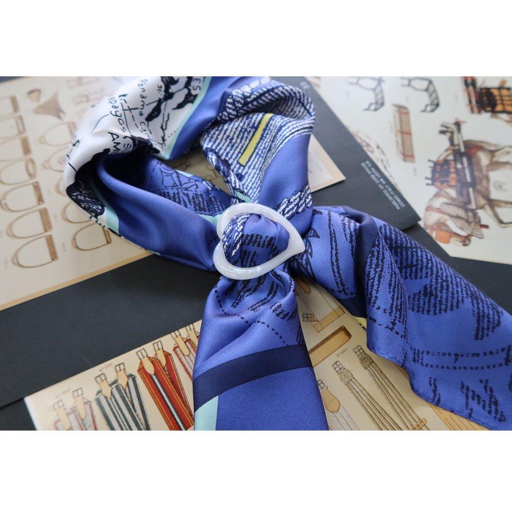 ハート スカーフリングの画像11