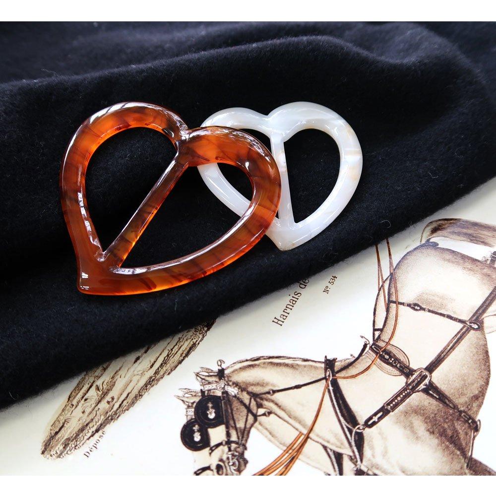 ハート スカーフリングの画像6