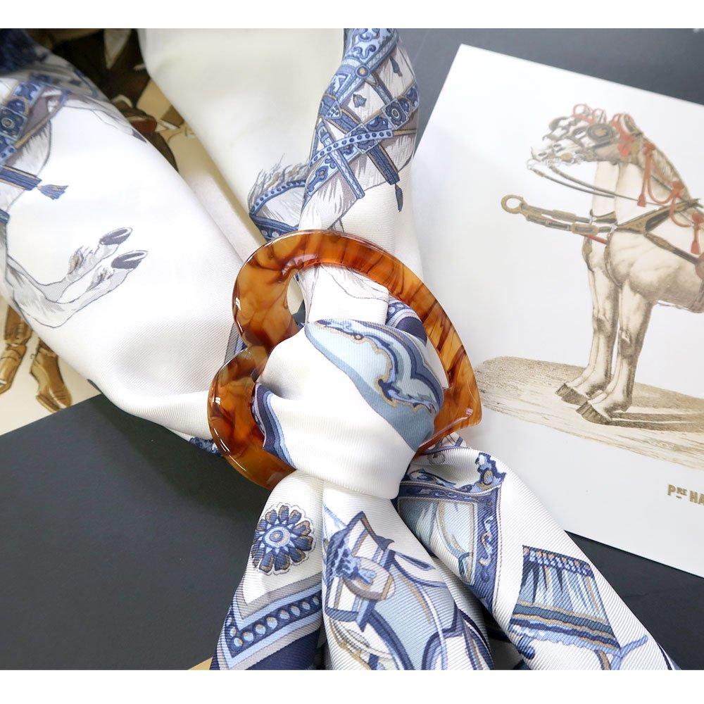 ハート スカーフリングの画像8
