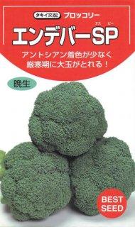 ブロッコリーの種【エンデバーSP】〔F1〕