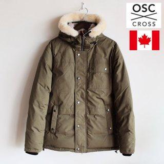 OSC CROSS(オーエスシークロス)LASALLE (ラサール)ダウンジャケット OD(アーミー) 聖林公司