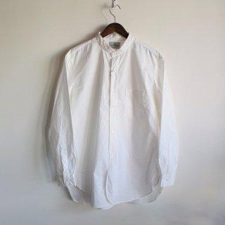 SPELLBOUND(スペルバウンド) バンドカラーシャツ (ホワイト)