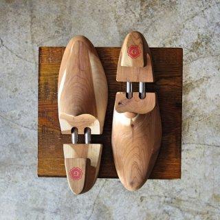 極上★グレンソン SIZE 8/純正シューツリー/木製シューキーパー/GRENSON★b413-7.9
