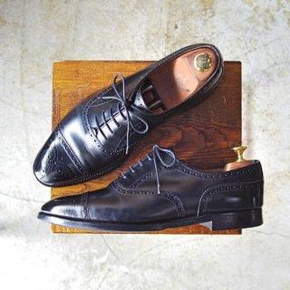 (英)チーニー製 9.5E【ロイドフットウェア別注/Lloyd Footwear】Mシリーズ/セミブローグ/CHEANEY★b488-10