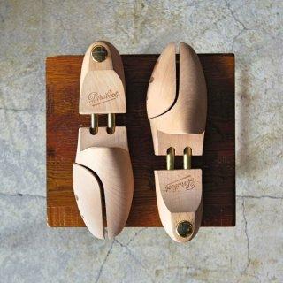 極上★パラブーツ SIZE 40/41【純正シューツリー】木製シューキーパー/メンズ/Paraboot★e078