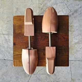極上★(米)Woodlore/ウッドロア Mサイズ【木製シューツリー】シューキーパー/メンズ★e717
