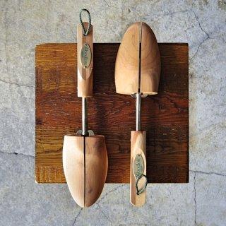極上★(米)Woodlore/ウッドロア Mサイズ【木製シューツリー】シューキーパー/メンズ★e889