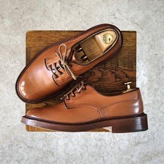極美品★トリッカーズ SIZE 6.5【定価¥84,700-★プレーントゥ/Woodstock/M5636】カントリーシューズ/短靴/メンズ/Tricker's★f814