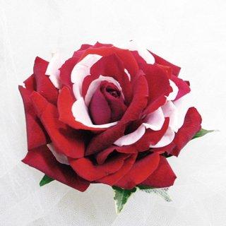 (造花)ヘアーアクセサリー ローズメリア
