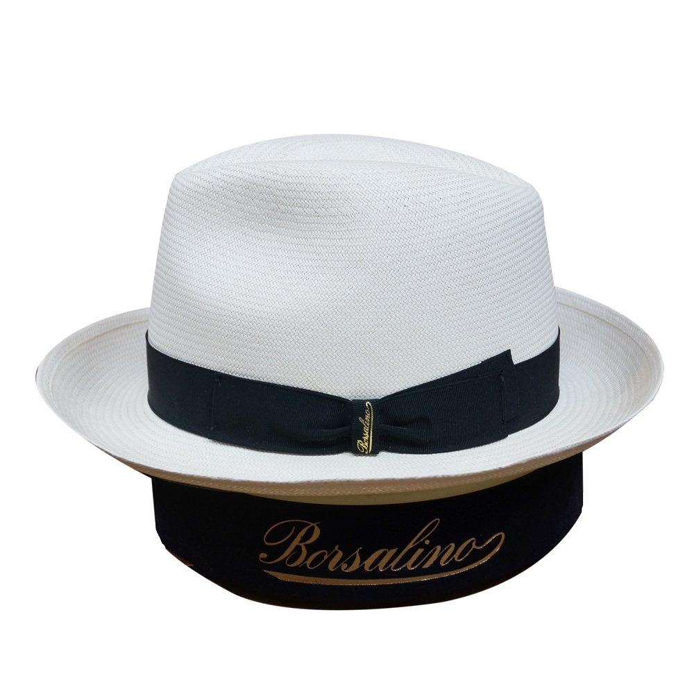Borsalino(ボルサリーノ) パナマ エクストラファイン ミドルブリム 詳細画像4