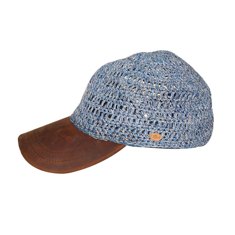 NOL(ノル) Washi cap BLUE