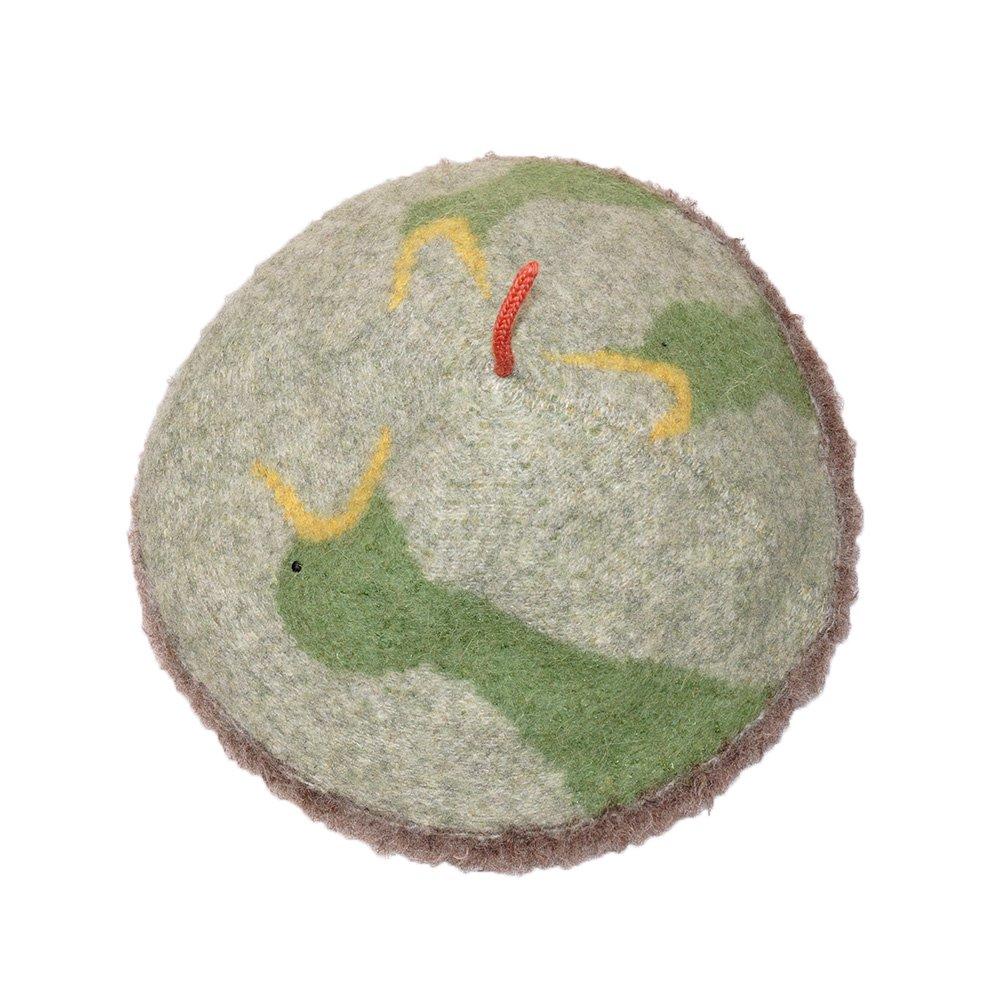 【tuduri】 ツヅリ Bird's nest beret 鳥の巣ベレー 詳細画像1