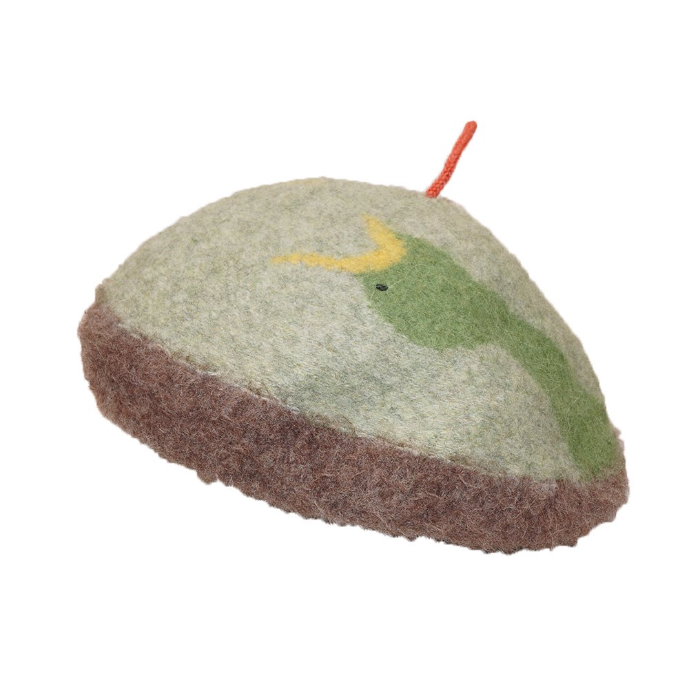 【tuduri】 ツヅリ Bird's nest beret 鳥の巣ベレー 詳細画像3