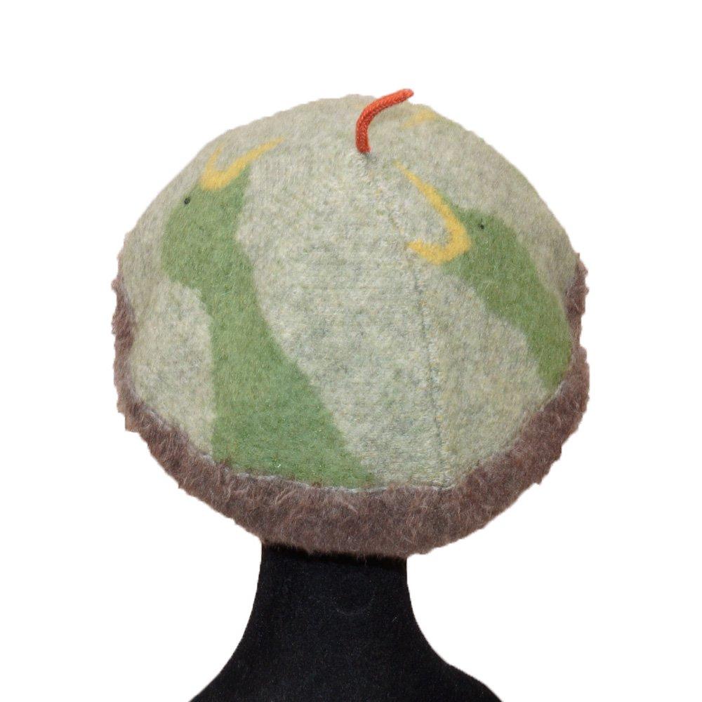 【tuduri】 ツヅリ Bird's nest beret 鳥の巣ベレー 詳細画像7