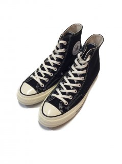 CONVERSE 1970's Chuck Taylor CT70 HIGH (BLACK)