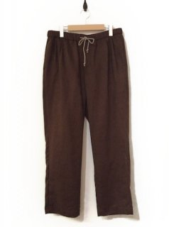 MASTER&Co. WASHABLE SUEDE EASY PANTS