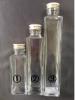 ガラスボトル四角柱100ml