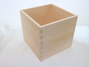 木箱 フラワーティッシュケース