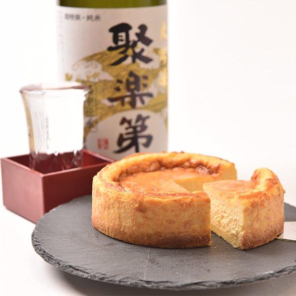 京都からお届けするおいしいチーズケーキ