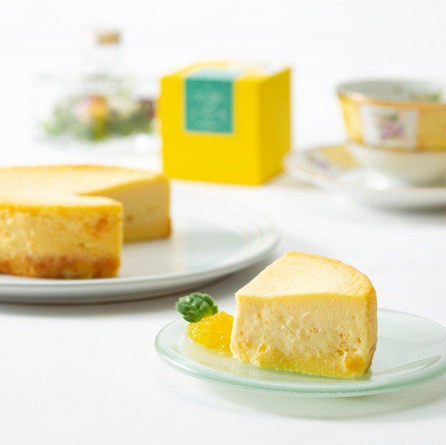 京都水尾ゆずチーズケーキ