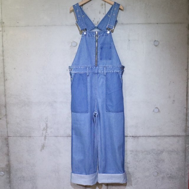 <img class='new_mark_img1' src='//img.shop-pro.jp/img/new/icons11.gif' style='border:none;display:inline;margin:0px;padding:0px;width:auto;' />LADIES WHEIR ウェアー OVERALLS オーバーオール L.FADE