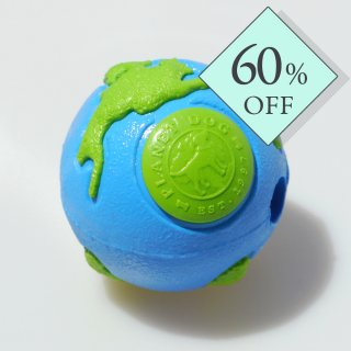 <img class='new_mark_img1' src='https://img.shop-pro.jp/img/new/icons24.gif' style='border:none;display:inline;margin:0px;padding:0px;width:auto;' />ORBEE TUFF BALL BLUE / PLANET DOG(オービータフボール・ブルー/プラネットドッグ)