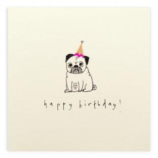 BIRTHDAY PUG/RUTH JACKSON(バースデー・パグ/ルース・ジャクソン)