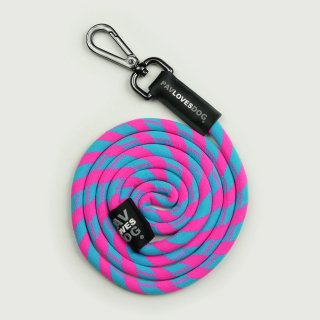 <img class='new_mark_img1' src='//img.shop-pro.jp/img/new/icons57.gif' style='border:none;display:inline;margin:0px;padding:0px;width:auto;' />PAV LOVES DOG BLUE & PINK/ORIGINAL LANYARDS(パブラブスドッグ・ブルー&ピンク/オリジナル・ランヤード)