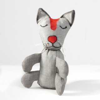 UPCYCLED SOFT TOY MORRIS/NUFNUF(アップサイクル・ソフトトイ・モリス/ナフナフ)