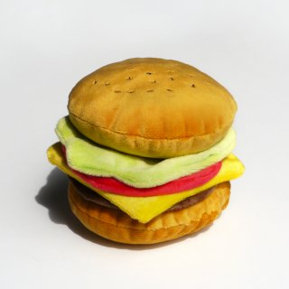 <img class='new_mark_img1' src='//img.shop-pro.jp/img/new/icons57.gif' style='border:none;display:inline;margin:0px;padding:0px;width:auto;' />BARCKY BURGER TOY / P.L.A.Y(バーキー・バーガー・トイ / P.L.A.Y)