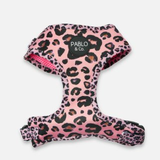 <img class='new_mark_img1' src='https://img.shop-pro.jp/img/new/icons5.gif' style='border:none;display:inline;margin:0px;padding:0px;width:auto;' />PINK LEOPARD HARNESS / PABLO & CO.(ピンクレパード・ハーネス / パブロ&コー)