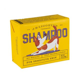 DOG SHAMPOO FOR SENSITIVE SKIN - SHAMPOO BAR / J.R. LIGGETT'S