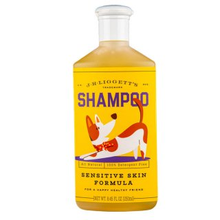 <img class='new_mark_img1' src='https://img.shop-pro.jp/img/new/icons5.gif' style='border:none;display:inline;margin:0px;padding:0px;width:auto;' />DOG SHAMPOO FOR SENSITIVE SKIN - LIQUID / J.R. LIGGETT'S
