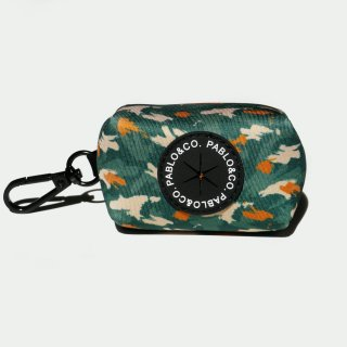 <img class='new_mark_img1' src='https://img.shop-pro.jp/img/new/icons5.gif' style='border:none;display:inline;margin:0px;padding:0px;width:auto;' />CAMO POOPBAG HOLDER / PABLO & CO.(カモ・プープバッグホルダー / パブロ&コー)