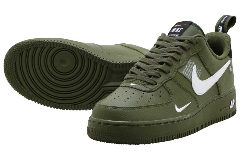 NIKE AIR FORCE 1 07 LV8 UTILITY aj7747-300