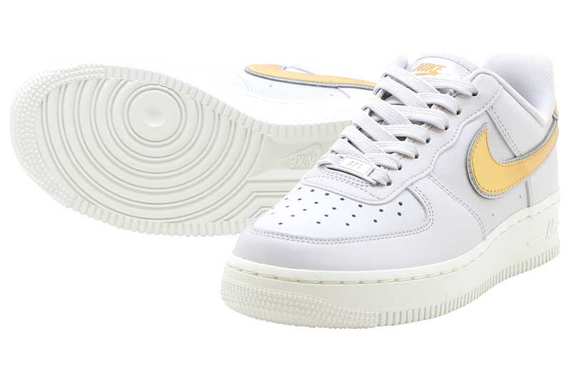 NIKE WMNS AIR FORCE 1 '07 METALIC