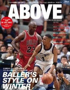 ABOVE magazine ISSUE 03