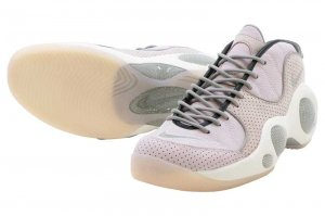 NIKELAB AIR ZOOM FLIGHT 95 - PEARL PINK/COBBLESTONE