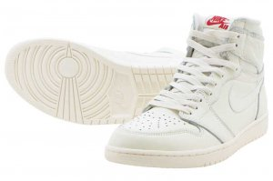 NIKE AIR JORDAN 1 RETRO HIGH OG - SAIL