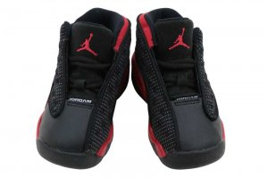 NIKE AIR JORDAN 13 RETRO BT - BLACK/TRUE RED