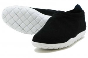 NIKE AIR MOC ULTRA - BLACK/WHITE