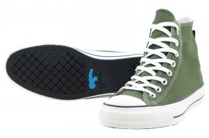 CONVERSE ALL STAR 100 GORE-TEX HI - OLIVE