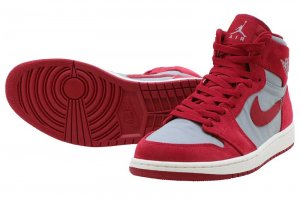 NIKE AIR JORDAN 1 RETRO HIGH PREM - GYM RED