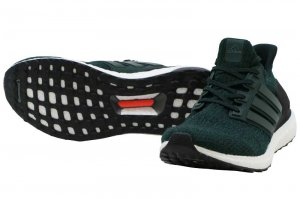 adidas ULTRABOOST WOOL - GREEN NIGHT
