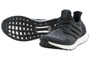 adidas ULTRABOOST WOOL - CORE BLACK