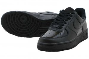 NIKE WMNS AIR FORCE 1 '07 - BLACK